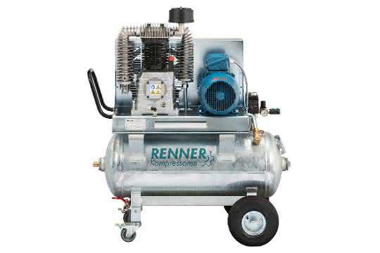 Kolbenkompressor Modell Riko 700/90