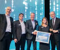 Automatische Entladelösung prämiert: Best Intralogistics Innovation Award verliehen