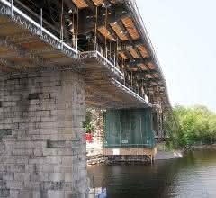 Höhenzugangslösung für Brückensanierungen
