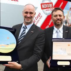 Preisverleihung: Kögel Geschäftsführer Massimo Dodoni ausgezeichnet