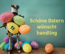News: Frohe Ostern