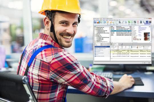 Vorgeschriebene Prüfungen von Maschinen- und Arbeitsmitteln, Wartungen und Instandhaltungen lassen sich per Software einfacher planen und rechtssicher dokumentieren.