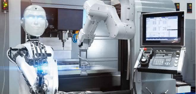 Die Digitalisierung der Produktion