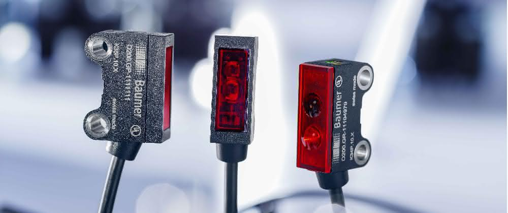 Optische Sensorbaureihe