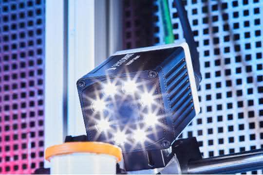 Vision-Sensoren jetzt noch flexibler: Noch smarter, noch schöner