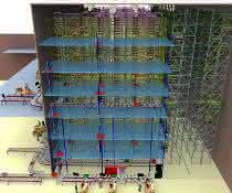 Neubau Logistikzentrum: Franz Binder setzt auf Aberle