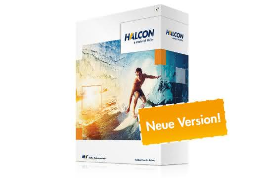 Halcon-19.05-Softwarebox