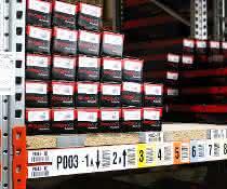 Lagerkennzeichnung: Metzger Autoteile legt einen Gang zu