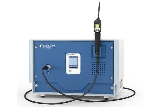 Dynamische Suche mit hohem Gasfluss