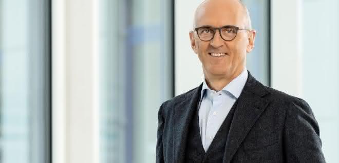 Thomas Bachmann, Vorstandsvorsitzender Eppendorf AG