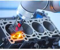 Inline-Partikeldetektor vom Fraunhofer IPM