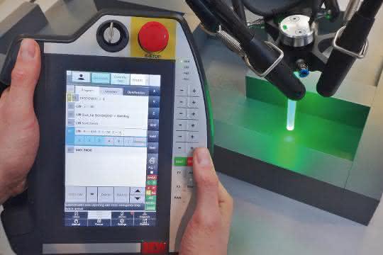 Robotik: Softwaremodul zur Robotersteuerung