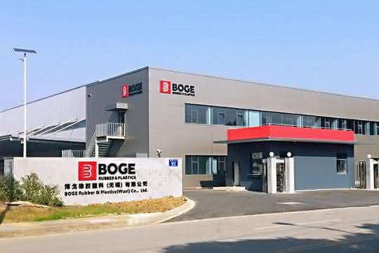 Boge Rubber & Plastics kündigt Produktionsstart in Wuxi an