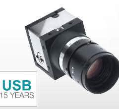 15 Jahre: USB-Industriekameras feiern Jubiläum
