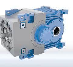 Industriegetriebe: Neue Getriebe für Bandförderanlagen