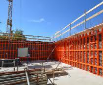 Schalungselemente: Neue Mehrzweckhalle in Durbach wächst mit der LOGO.3 von Paschal