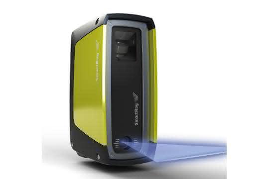 Ecco-3D-Sensoren: Ziemlich kompakt