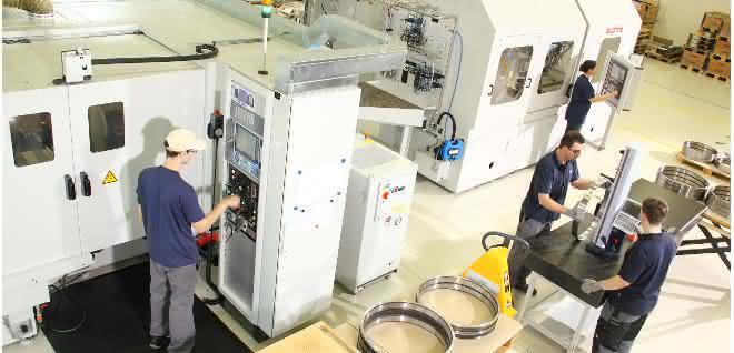 Produktionslinie