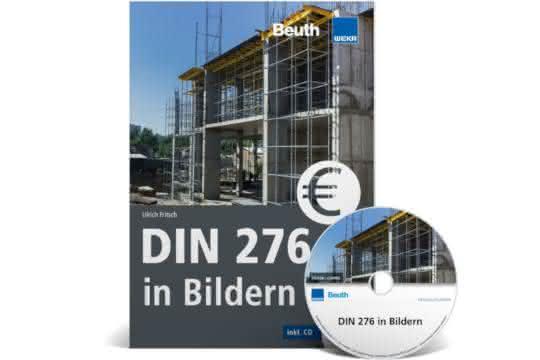 Neues Fachbuch über DIN 276