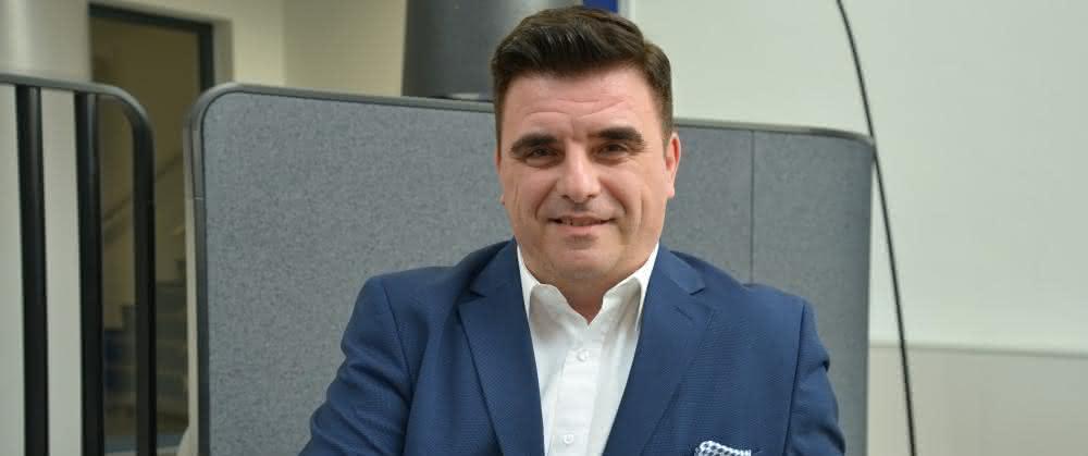 Nicolas Rousseau, Senior Sales Manager Europe, Hyundai Construction Equipment Europe