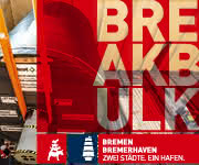Breakbulk Europe zum 2. Mal in Bremen