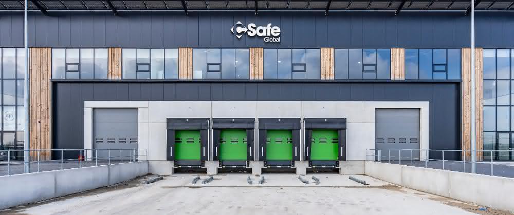 Segro vermietet an CSafe am Amsterdamer Flughafen