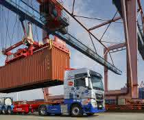 Eurogate optimiert Transportabläufe am Hamburger Hafen