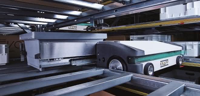 Distributionszentrum auf 20,4 Hektar: Großauftrag für Knapp in den USA