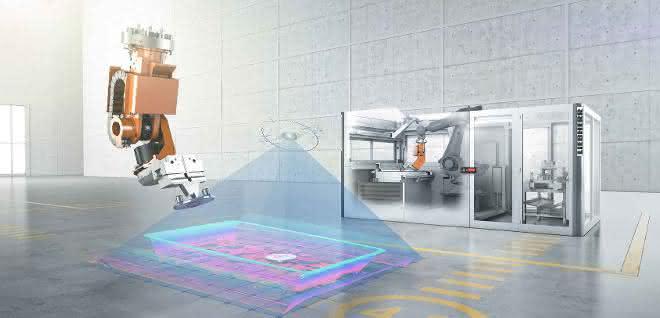 Drei 3D-Objekterkennungssysteme