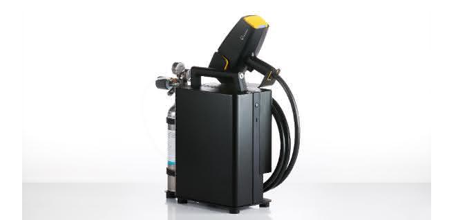 Elemente in Metallen analysieren: Mobiles optisches Emissionsspektrometer mit Funkenanregung