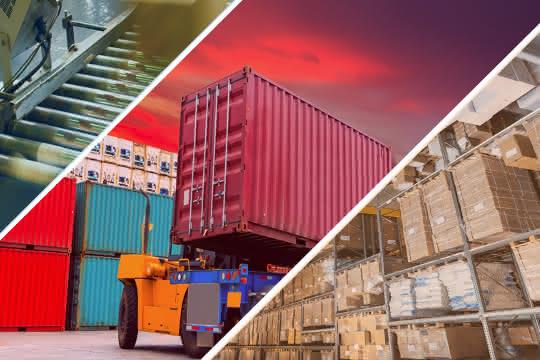 Logistiksoftware: Alle Warenbewegungen im Blick