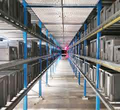 Neu für den E-Commerce aufgestellt: Klinkhammer realisiert Shuttlelager für Unterhaltungselektronik-Händler