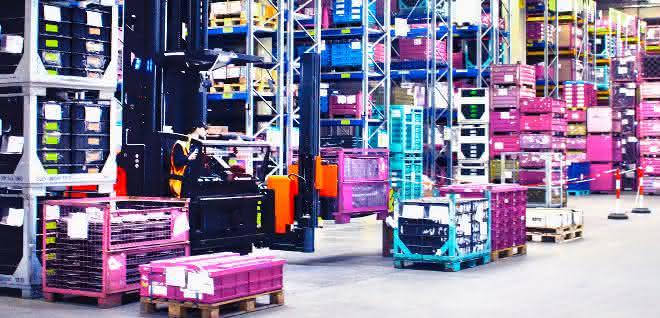Rudolph Logistik sequenziert mit IT von inconso
