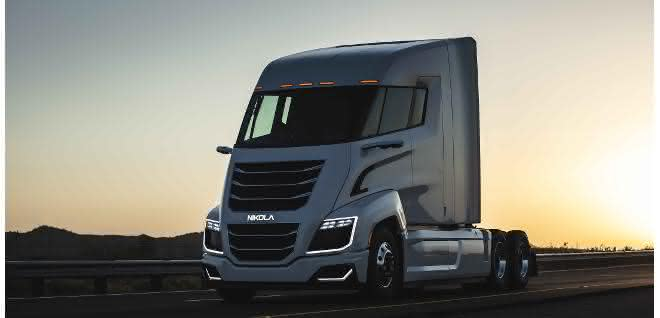 Nikola-Truck