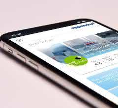 Bild der App