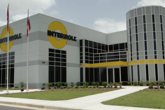 Interroll verdoppelt Produktionskapazitäten in Atlanta
