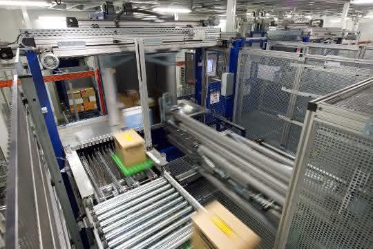Logistikzentrum für Lebensmitteleinzelhändler: Witron realisiert automatisiertes Tiefkühl-Logistikzentrum