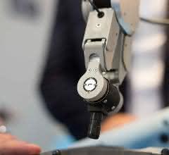 Greifer mit integrierter Sensorik