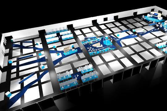 Fachmesse: Brücke zwischen Technologie und Industrie