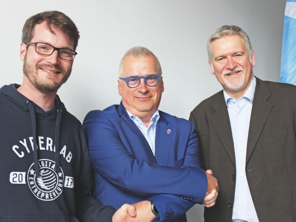 Nevaris Bausoftware neuer Partner des Karlsruher CyberForum