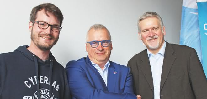 Nevaris Bausoftware neuer Partner des Karlsruher CyberForum