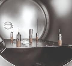 Datenloggersystem testo 190 zur hocheffizienten Validierung von Sterilisations- und Gefriertrocknungsprozessen.