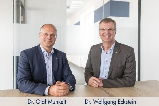 Dr. Olaf Munkelt, Dr. Wolfgang Eckstein