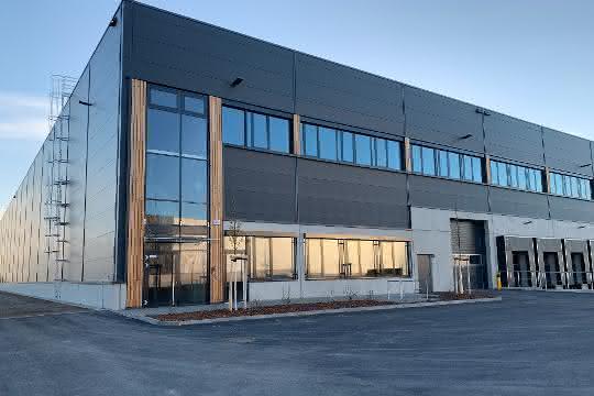 Logistikimmobilien: Logistikteil des Segro Airport Park Berlin vollständig vermietet