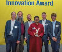 Gewinner des Innovationspreises Bio-based Material of the Year 2019