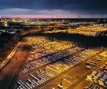 transport logistic: Virtuelle Fahrten über den Autoterminal Bremerhaven