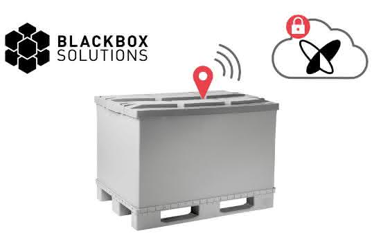 Das transport logistic Messehighlight von Blackbox: Asset-Tracking entlang der Lieferkette über das neue 0G-Netz von Sigfox