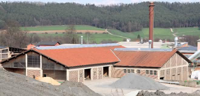 Modernisiertes Ziegelwerk feierlich eingeweiht
