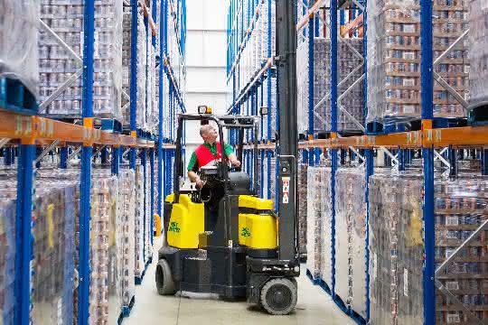 Speziallösungen für Handling und Logistik von Combilift