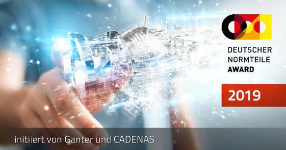 Konstruktionswettbewerb: Deutscher Normteile Award 2019